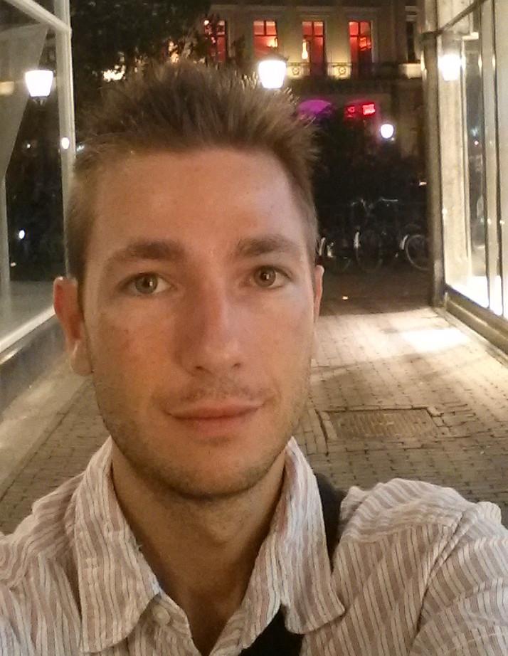 Profile photo for Dr Luca Piras