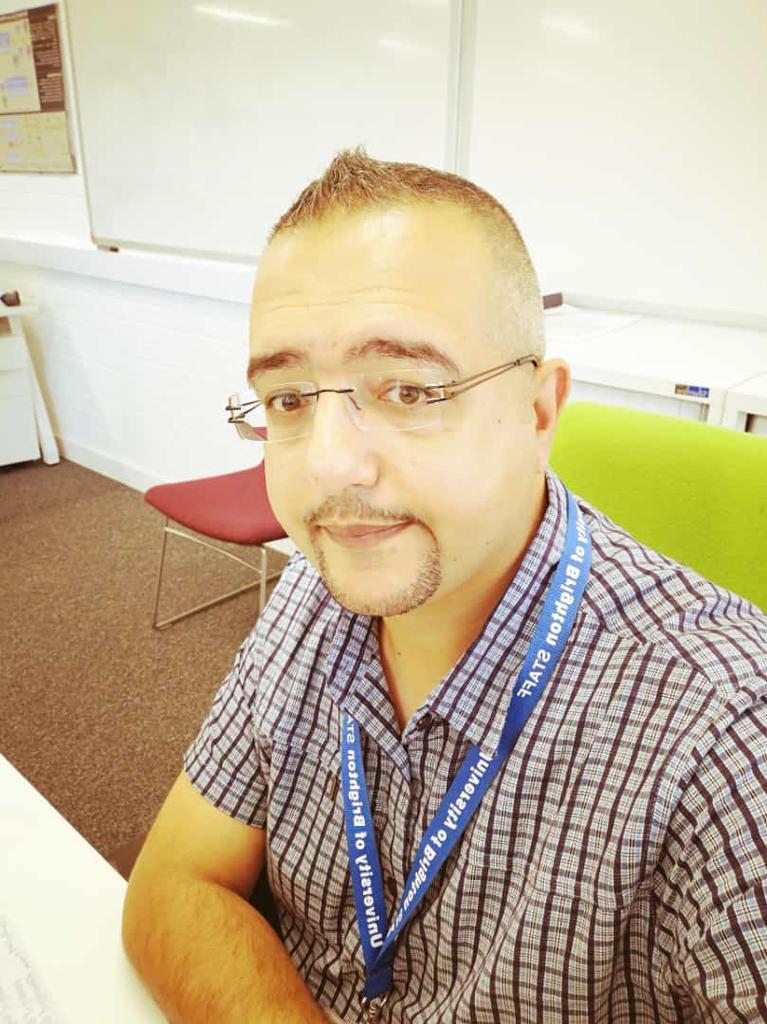 Profile photo for Dr Mohammad Al-Obeidallah